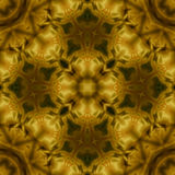 Kaleidoscopic design abstract ornament seamless texture Stock Image