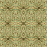 Kaleidoscopic floral pattern Stock Photography