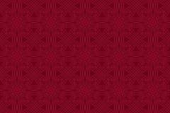 Kaleidoscopic knit pattern Royalty Free Stock Photos
