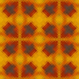 Kaleidoscopic low poly rhomb style vector mosaic. Background Royalty Free Stock Photography