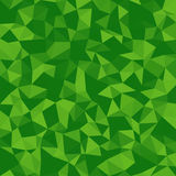 Kaleidoscopic low poly triangle style vector mosaic. Background Stock Images