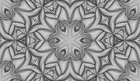 kaleidoscopic modell Royaltyfri Fotografi
