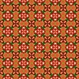 Kaleidoscopic mosaic seamless texture or background Royalty Free Stock Photos