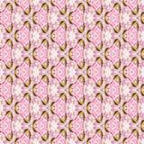 Kaleidoscopic mosaic seamless texture or background Stock Photo