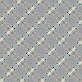 Kaleidoscopic mosaic seamless texture or background Royalty Free Stock Image