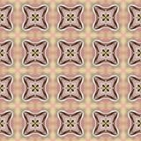 Kaleidoscopic mosaic seamless texture or background Stock Images