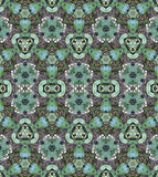 Kaleidoscopic multicolor texture Royalty Free Stock Photography