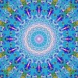 Kaleidoscopic ornament. And background art wallpaper tiles vector illustration