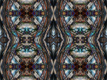 Kaleidoscopic pattern  texture. Colorfull Kaleidoscopic pattern texture, star backgrond Royalty Free Stock Images