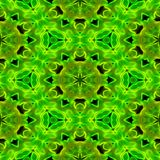 Kaleidoscopic seamless generated texture Stock Image