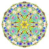Kaleidoscopic Smoke Art Royalty Free Stock Photo