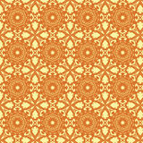 Kaleidoscopic wrapping paper seamless pattern Royalty Free Stock Photo