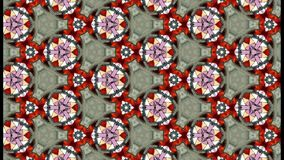 Kaleidoskop stock video footage