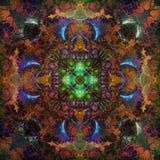Kaleidoskop Stockbild