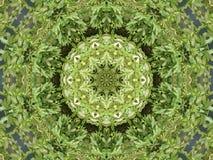 Kaleidoskop auf der Wand Lizenzfreie Stockfotografie