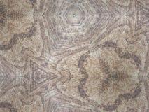 Kaleidoskop-hölzerner Muster-Hintergrund Lizenzfreies Stockbild