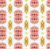 Kaleidoskop kreativ stock abbildung