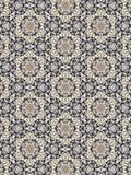 Kaleidoskop-Muster Art Fantasy Background Stockfoto