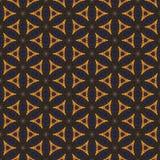 Kaleidoskop-Muster-Hintergrund Lizenzfreie Stockbilder
