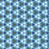 Kaleidoskop-Muster-Hintergrund Stockfotos