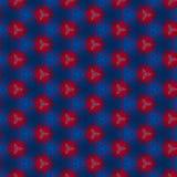 Kaleidoskop-Muster-Hintergrund Lizenzfreie Stockfotos