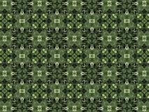 Kaleidoskopisches Design stockfotos