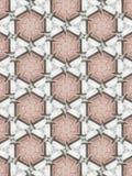 Kaleidoskopkunstzusammenfassungs-Beschaffenheitshintergrund Stockfotografie