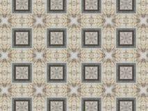 Kaleidoskopkunstzusammenfassungs-Beschaffenheitshintergrund Lizenzfreie Stockfotografie