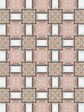 Kaleidoskopkunstzusammenfassungs-Beschaffenheitshintergrund Stockfoto