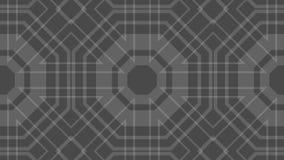 Kaleidscope loop della BG illustrazione di stock