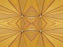 Kalejdoskopów segmentów drewniany tło. Zdjęcie Royalty Free