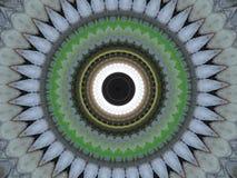 kalejdoskop Obraz Stock