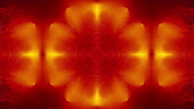 Kalejdoskop czerwieni lawa zbiory