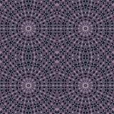 Kalejdoskop f?r symmetri f?r tappningmodell abstrakt mandala royaltyfri illustrationer