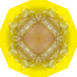 Kalejdoskop fyrkant, textur, modell, symmetri, bakgrund, abstrakt begrepp, tapet, abstraktion, texturerat, upprepande som är geom Fotografering för Bildbyråer