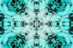 Kalejdoskop med härligt dekorativt av färg Arkivfoto