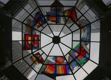 Kalejdoskop w w centrum Toronto obraz royalty free