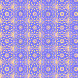 Kalejdoskopiska linjer sömlös modell Fotografering för Bildbyråer