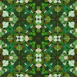 Kalejdoskopowa multicolor deseniowa tekstura royalty ilustracja