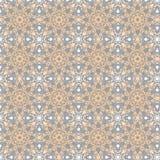 Kalejdoskopowy opakunkowego papieru bezszwowy wzór Zdjęcie Stock