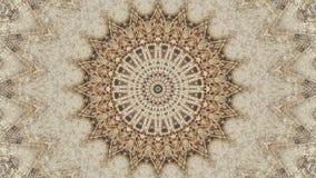 Kalejdoskopowy skutek na rocznik drewnianej desce royalty ilustracja