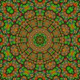 Kalejdoskopu wielo- barwiony Ilustracji