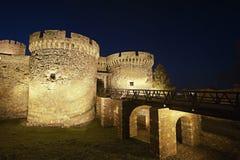 Kalemegdan堡垒在贝尔格莱德塞尔维亚 库存图片