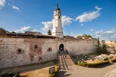 Kalemegdan, Βελιγράδι, Σερβία στοκ φωτογραφίες