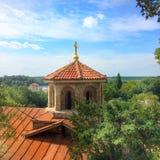 Kalemegdan Belgrade Arkivfoton
