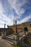 kalemegdan belgrade fästning Royaltyfri Bild