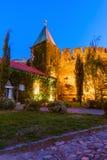 Kalemegdan fästning Beograd - Serbien royaltyfri foto