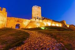 Kalemegdan fästning Beograd - Serbien Royaltyfri Bild