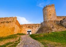Kalemegdan fästning Beograd - Serbien Arkivbild