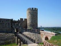 Kalemegdan Festung Stockfoto